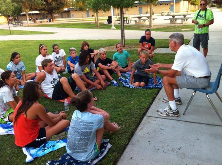 Selma Master Coach Visit