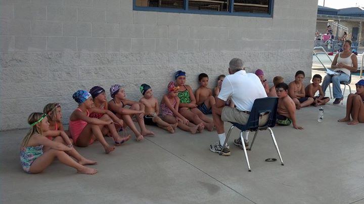 Tulare Master Coach Visit